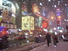 dAVE SNOW SCENE