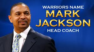 Warriors name Mark coach