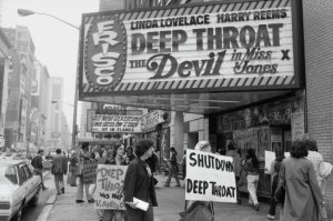 Public outrage at Deep Throat's popularity