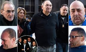 Mafia arrest pic