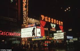 In the 1970's, New York's Pussycat Theater, owned by the Bonanno crime family, was the number one venue in the country.