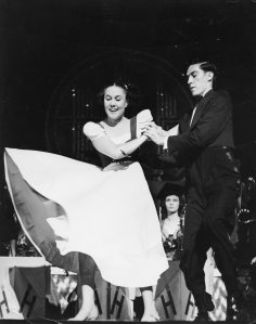 My mother and Uncle Tommy. They danced at the Forest Hills Inn way back when.