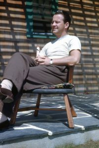 My father took to Montauk like a prodigal son.