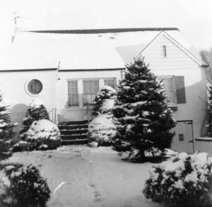 Our house in Green Acres. I wanted to live there forever.