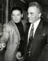 Shaun, this is my friend John Gotti. And Sammy, Sammy Gravano. Shaun, this is Sammy.