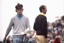 Johnny Miller had won the U.S. Open earlier in the year, scoring a miraculous 63 in the final round.
