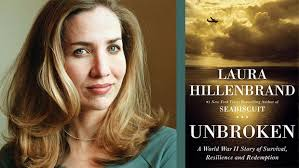Laura Hillenbrand is the author of two extraordinary historical books.