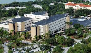 The VA's Medical Center at Bay Pines Florida