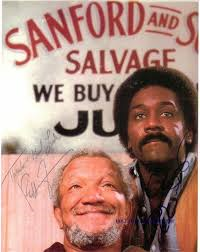 Crusty and Cantankerous Fred Sanford