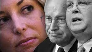 Blame - Cheney rove and plame