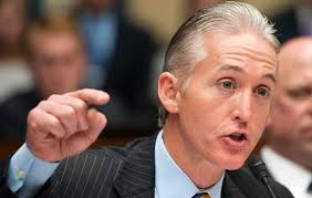 Is Gowdy looking for a Cabinet post, should Trump win the election?