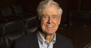 Director of the EPA - Charles Koch