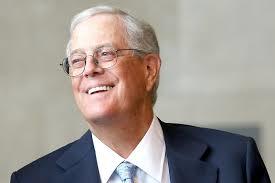 Secretary of Energy - David Koch