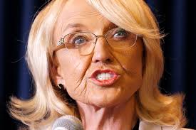 Secretary of the Interior - Jan Brewer