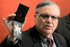 Secretary of Homeland Security - Joe Arpaio