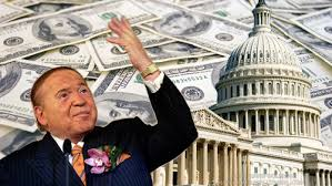 Secretary of the Treasury - Sheldon Adelman